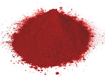 氧化铁红颜料